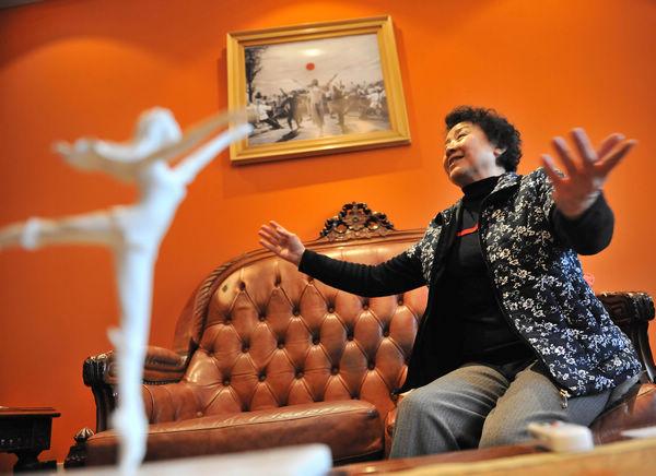 本版图片  陈征 吴磊    在许多中国观众的心目中,石钟琴图片