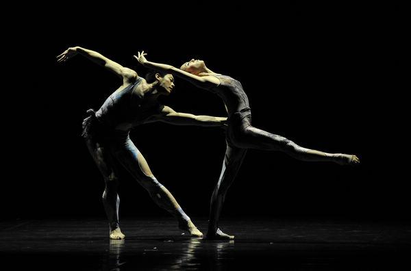 青年舞蹈家朱洁静